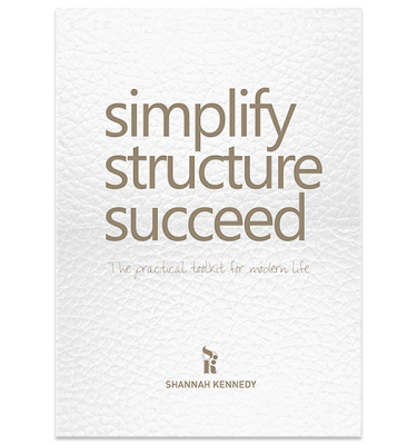 Simplify. Structure. Succeed.